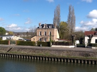 Along the Seine in Normandy
