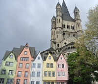 Our Walking tour of Cologne was wonderful and the contrast of the Castle and the village homes was breathtaking. Such history and beauty!!