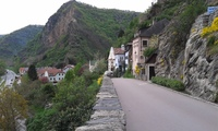 Durnstein stroll  late afternoon