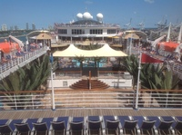 Just a shot of the pool deck area.