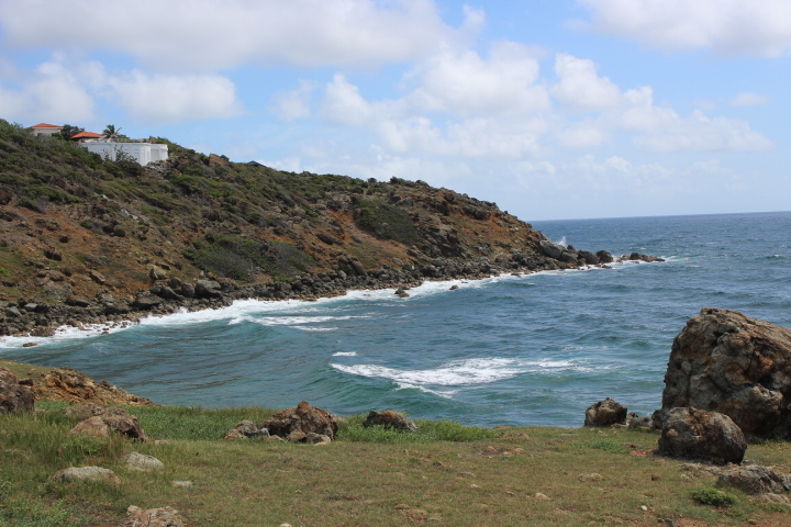 Coastal Hike in St. Maarten