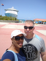 Port day, St. Maarten