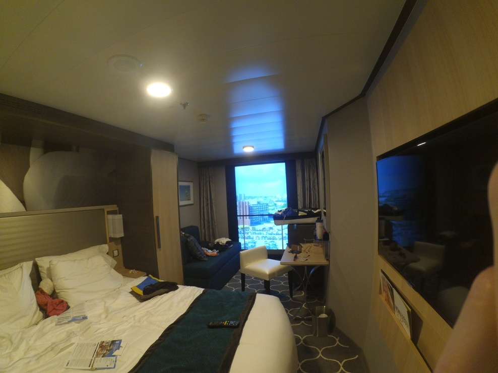 Cabin On Royal Caribbean Harmony Of The Seas Ship Cruise Critic