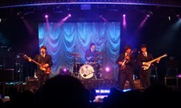 The 7:30 Beatles show the night we departed from Liverpool.