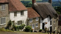 Gold Hill, Shaftsbury in Dorset