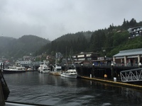 Ketchikan, Alaska Waterfront