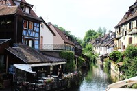 Charming Little Venice in Colmar