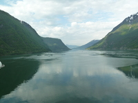 One of the fiords.