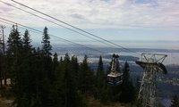 Grouce Mountain Vancouver