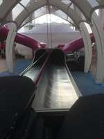 Bottom of the abyss slide