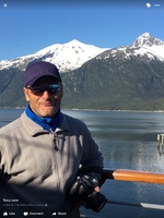 Going up the inside passage
