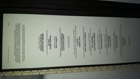 Haven dining room menu 4