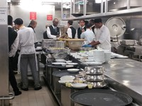 Tour of Kitchen