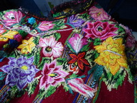 The Textiles of Guatemala ,worn as traditional clothing.