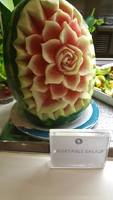 Fruit Carvings looks amazing