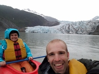 Mendenhall Glacier Kayak Excursion