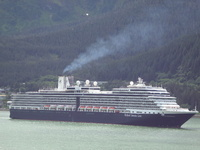 Our picture of the Westerdam.
