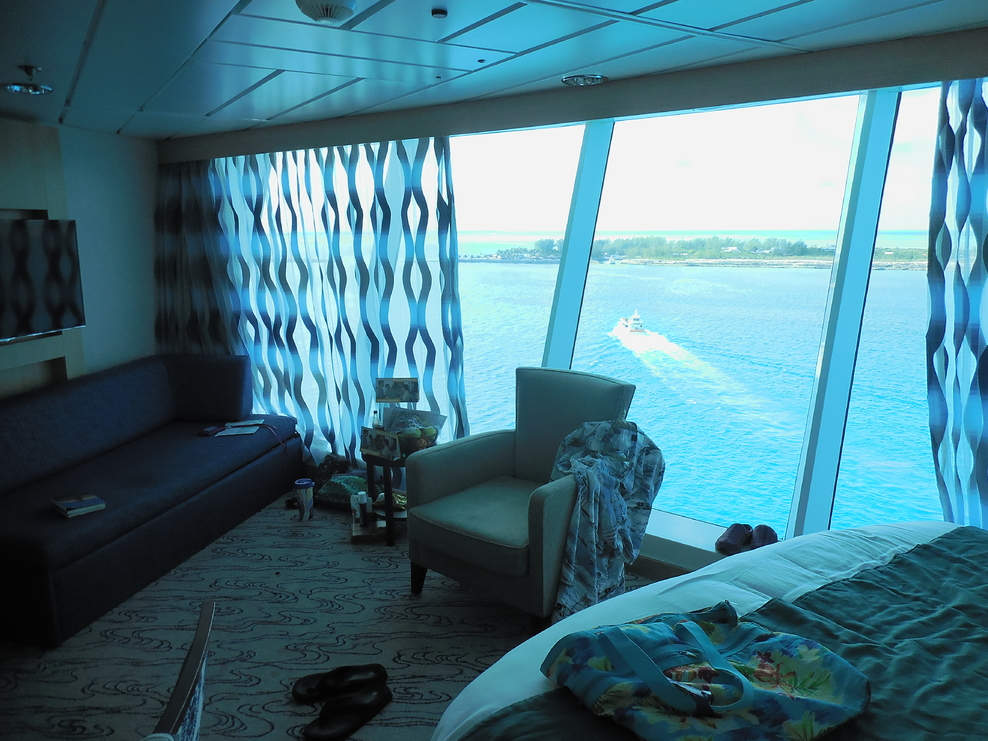 cabin on royal caribbean freedom of the seas ship cruise
