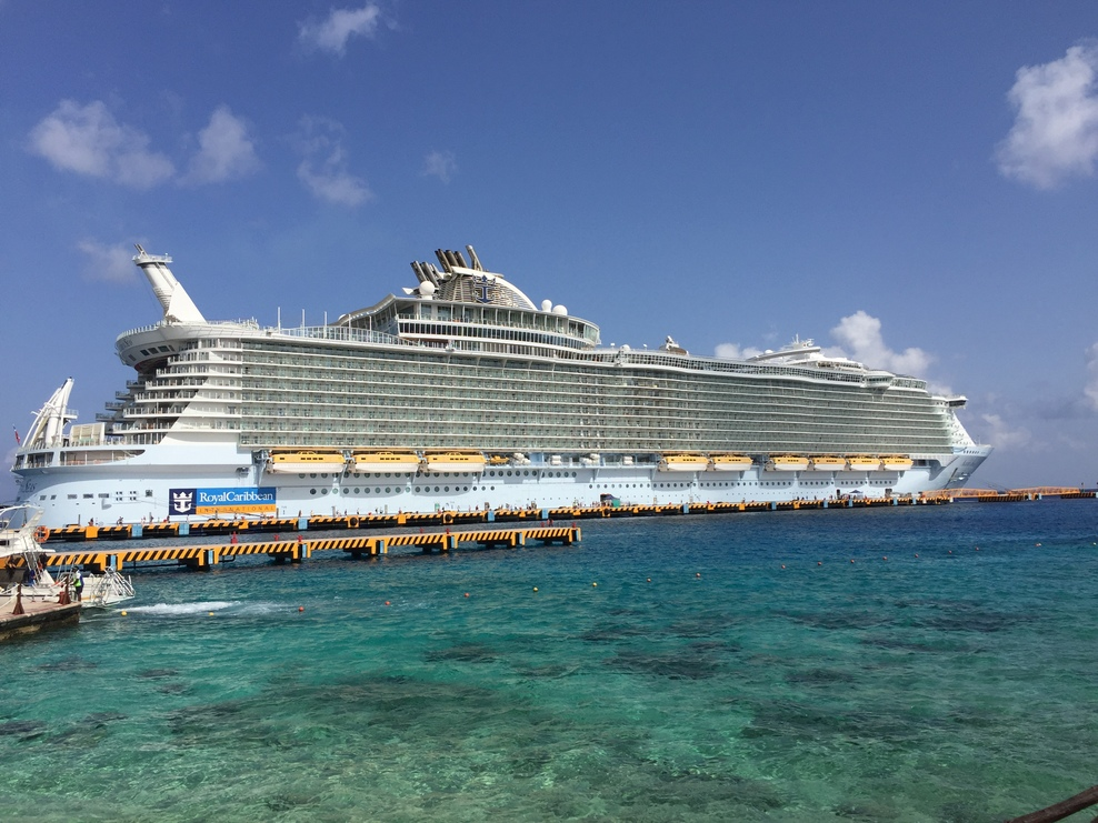 Ship On Royal Caribbean Allure Of The Seas Cruise Ship - Cruise Critic