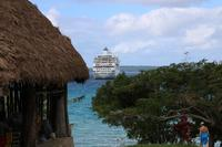 Ship in Lifou