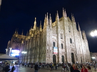 579 years to build, this Cathedral is Milan is amazing!