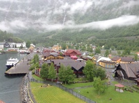 Flam. Atmospheric even on a wet and overcast day.