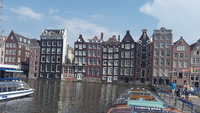Amsterdam waterway