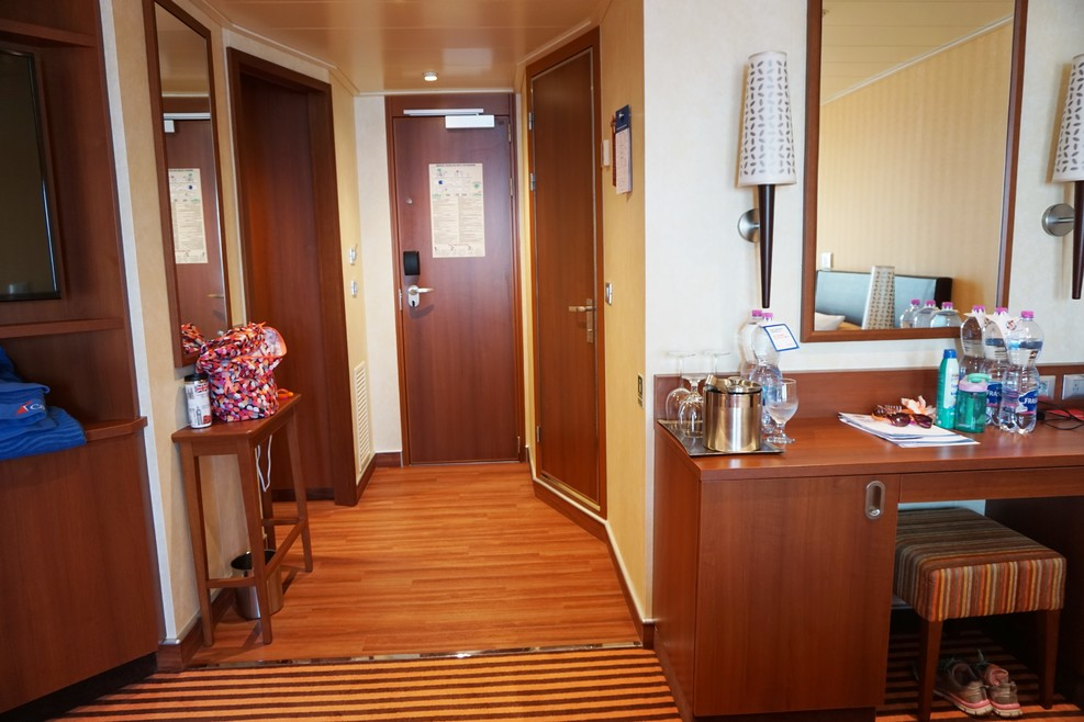 Stateroom 7254. Ocean Suite with Large Balcony (category OS).
