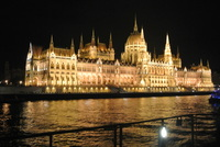 Budapest, what a beautiful view at night