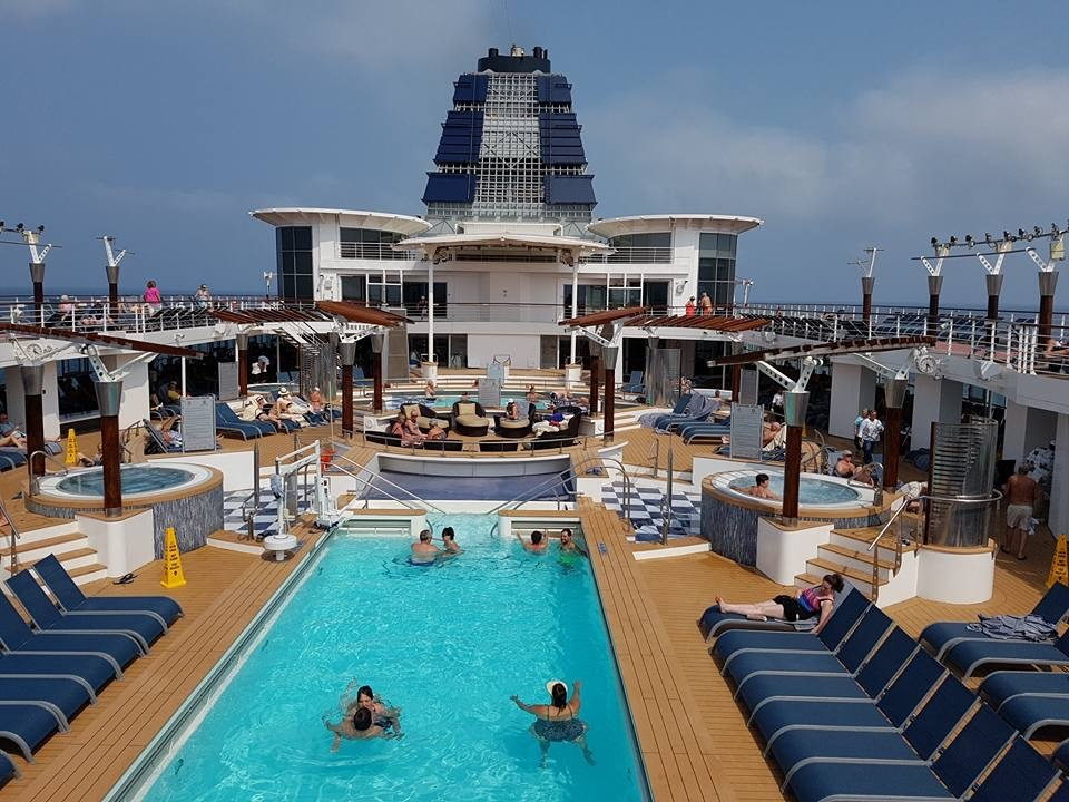 Reviews on celebrity infinity cruise ship