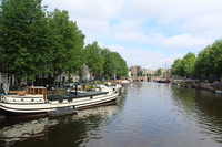 Taken on the canal cruise in Amsterdam
