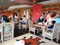Food Court at the 14th deck