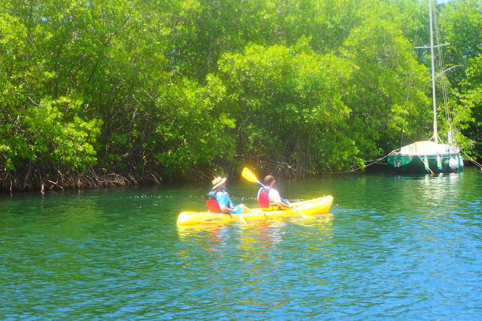 St Thomas Eco Tours