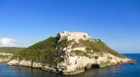 Fortress built to fend off Caribbean pirates, Santiago de Cuba.
