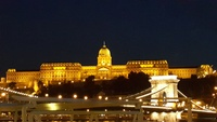 The Chain Bridge and Museum Budapest