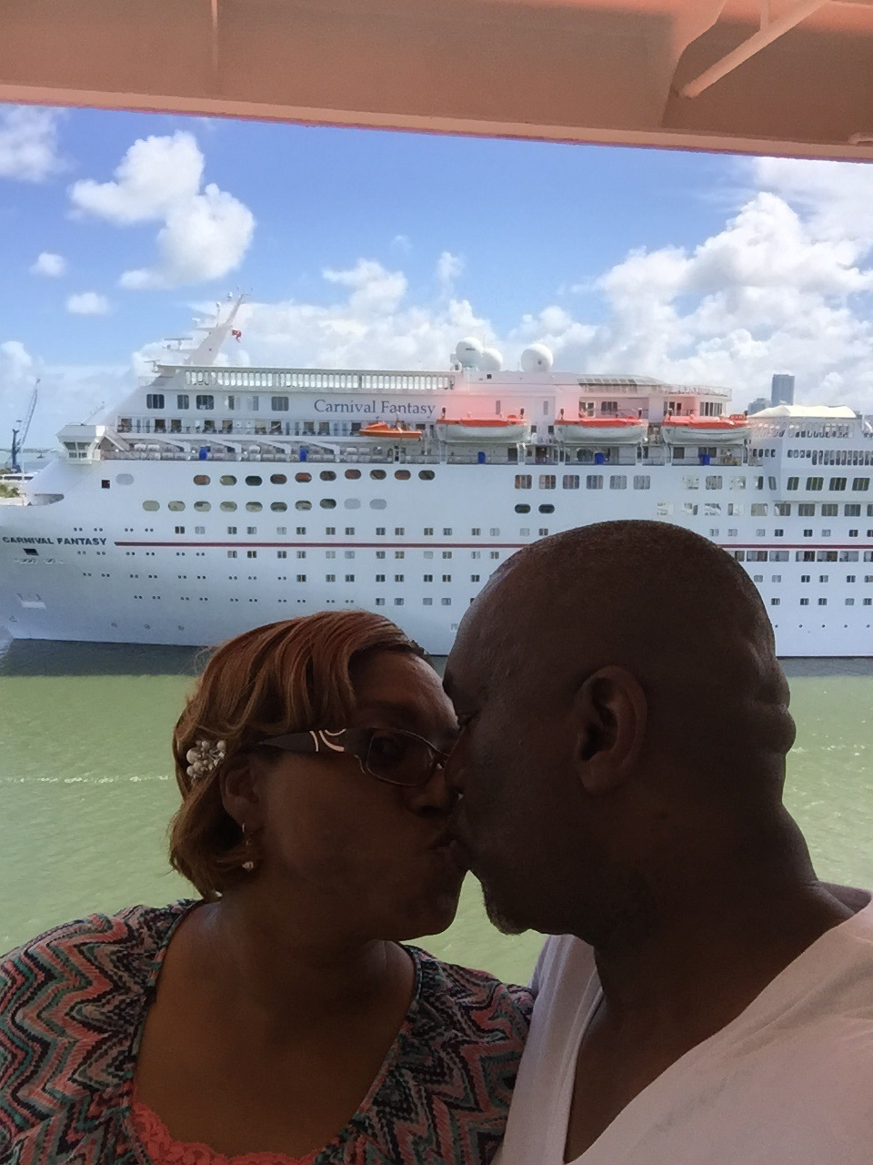 Ready for a time of fun and relaxation: Empress of the Seas