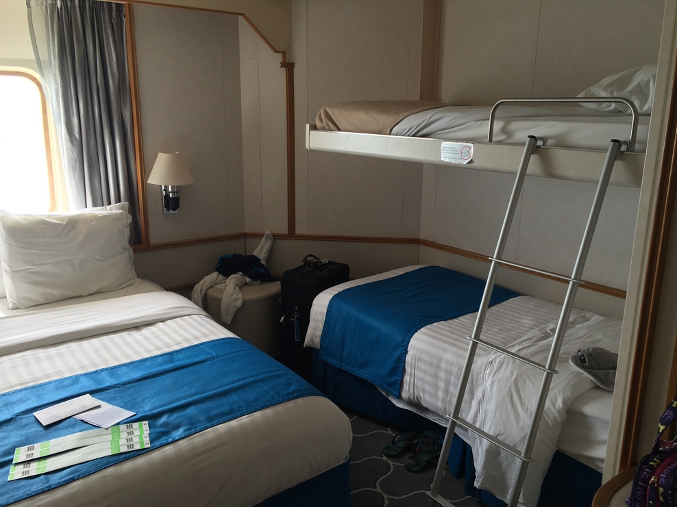 Cabin on Empress of the Seas Cruise Ship Cruise Critic