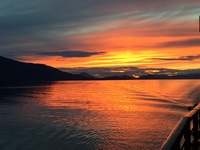 Alaskan Sunset trilogy finale.