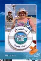 I am about to enjoy my day on Grand Turk.