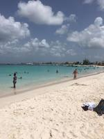 The second beach we visited in Barbados
