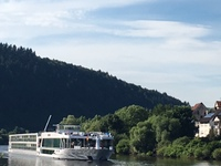The Scenic Ruby on the Rhine