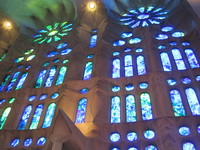 Interior - Sagrada Familia