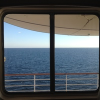 Limited View, Category E1, Cabin 7087, Crystal Symphony