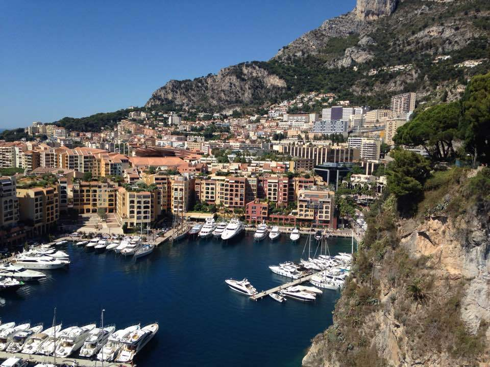 Monte Carlo which was really beautiful one of my favourite places