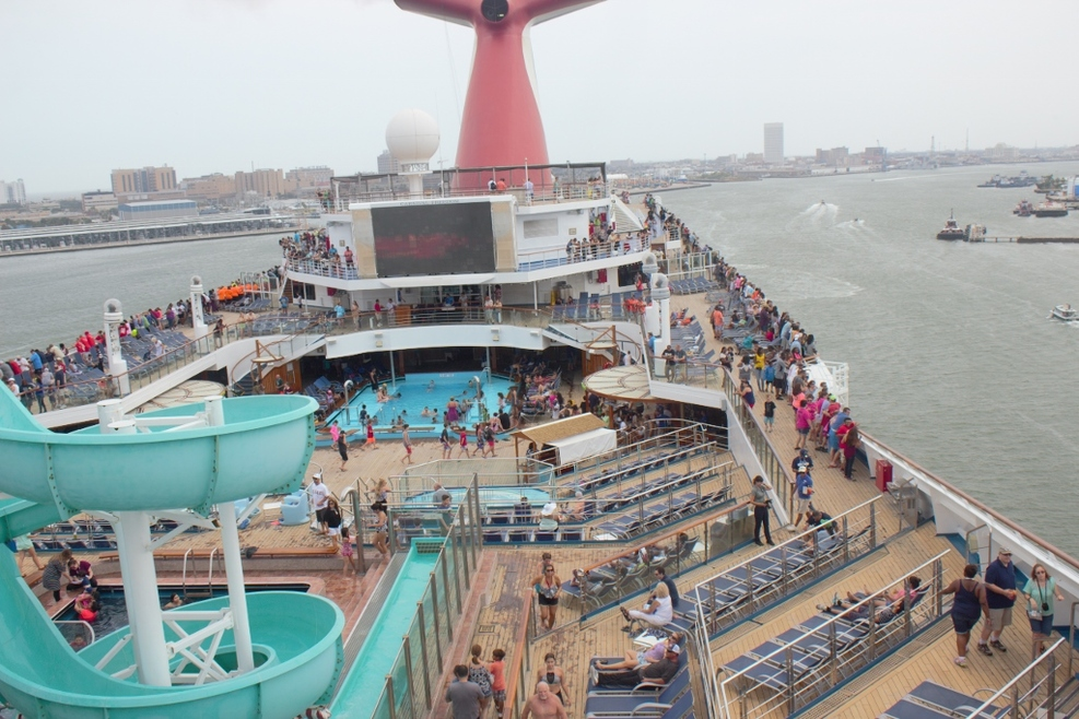 Ship On Carnival Freedom Cruise Ship  Cruise Critic