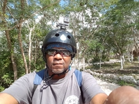 ATV Jungle ride in Cozumel.