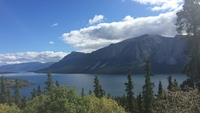 Driving in the Yukon Territory