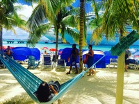 Relaxing in port - Grand Turk !!