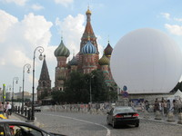 Red Square area