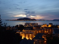 Alesund on the evening photo tour 